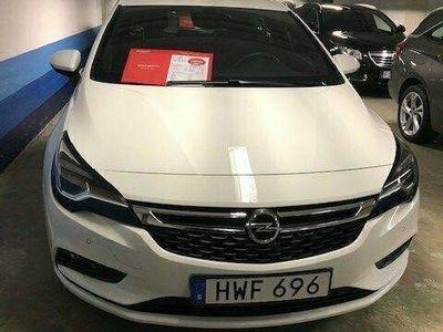 begagnad Opel Astra 4 turbo 5 dörras Dynamic