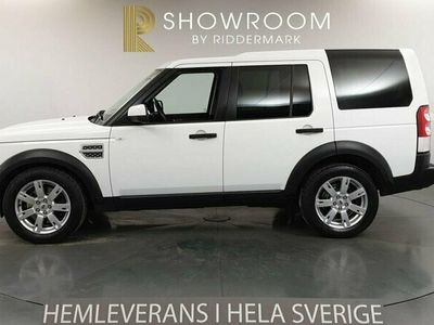 begagnad Land Rover Discovery 4 3.0 TDV6 (210hk) HSE