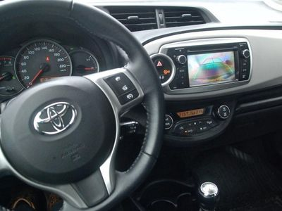 begagnad Toyota Yaris 1.33 Comfort -12