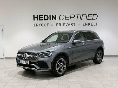 begagnad Mercedes 200 - Benz - BENZ GLC4MATIC AMG LINE