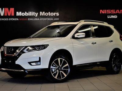begagnad Nissan X-Trail Tekna dCi 150 *Mobility Editi -19