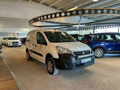 begagnad Peugeot Partner Skåpbil 4x4 2016, Transportbil Pris 159 000 kr