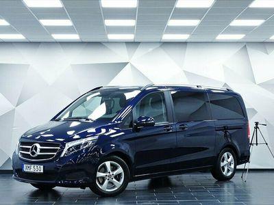 begagnad Mercedes V220 d 7-sits 163hk/Värmare/Panorama/Navi/S&