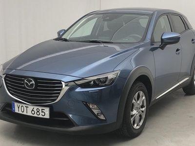 usata Mazda CX-3 2.0 AWD (150hk)