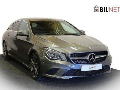 begagnad Mercedes CLA220 Shooting Brake CDI Värm