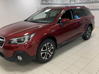 begagnad Subaru Outback Summit 2.5i 175hk 4WD PRIVATLEASING