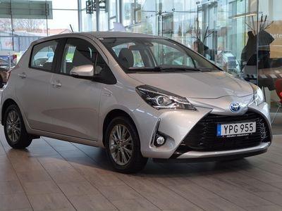 begagnad Toyota Yaris 1,5 Hybrid Active 5d