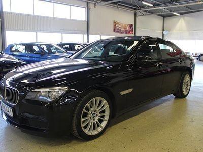 begagnad BMW 740 d MSport AUT TAKLUCKA 313HK NYSERVAD