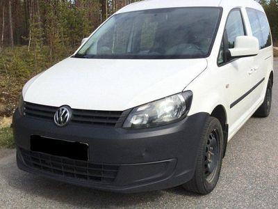 gebraucht VW Caddy Maxi Life/1.6TDI/7-sits