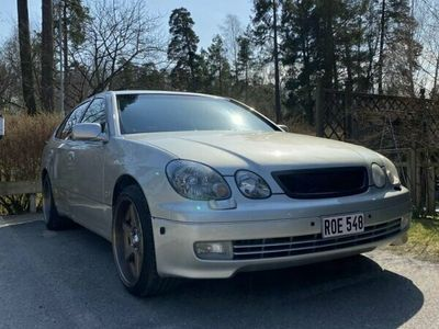 begagnad Lexus GS300