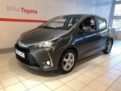 begagnad Toyota Yaris 1,5 Hybrid Active GPS