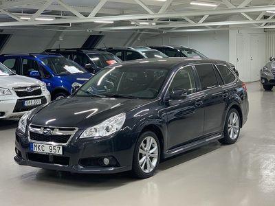 begagnad Subaru Legacy 2.5 4WD AUT DRAG, V-HJUL