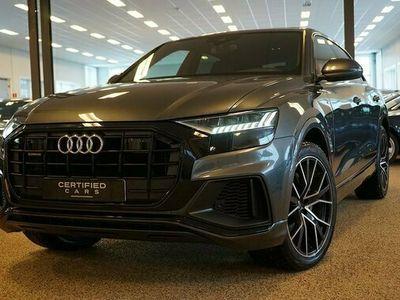 begagnad Audi Q8 50 TDI quattro TipTronic S-Line Euro 6 2019, SUV Pris 799 900 kr