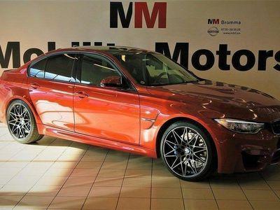 begagnad BMW M3 DCT 431HK NAV HIFI NYSKICK!