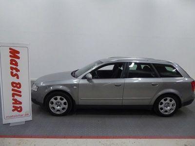 begagnad Audi A4 Avant 2,4 170 Hk Manuell