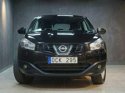 begagnad Nissan Qashqai 1.6 dCi 4x4 Navi Backkamera V-hjul