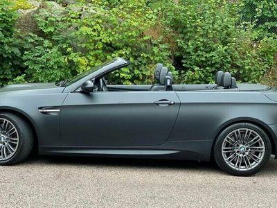 begagnad BMW M3 Cabriolet private