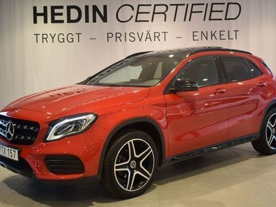usata Mercedes GLA180 // Intergrering av smartphone // AMG // DRAG