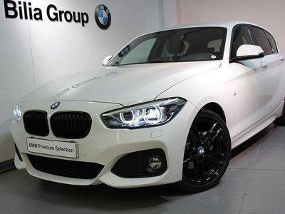 begagnad BMW 120 i 5d Aut M Sport Shadow Euro 6 184hk