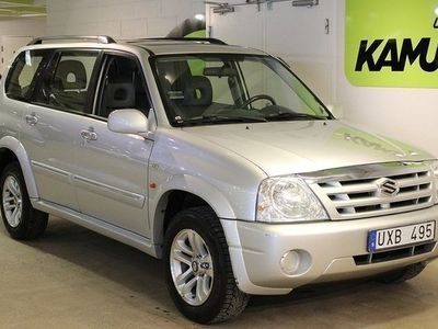 begagnad Suzuki Grand Vitara XL-7 2.7 V6 7-Sits Taklucka Skinn