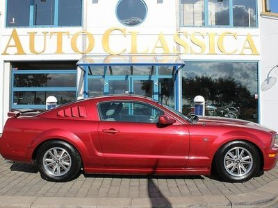 begagnad Ford Mustang 4.0 V6 Automat 213hk
