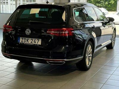 begagnad VW Passat Variant GTE SC DSG6