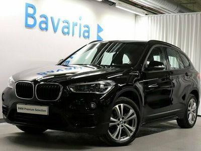 begagnad BMW X1 xDrive20i Sport line Backkamera Komfortöp Nav Drag