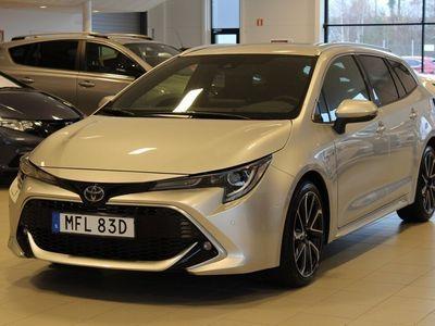 begagnad Toyota Corolla Touring Sports 2.0 Hybrid Executive Automat inkl Navigation