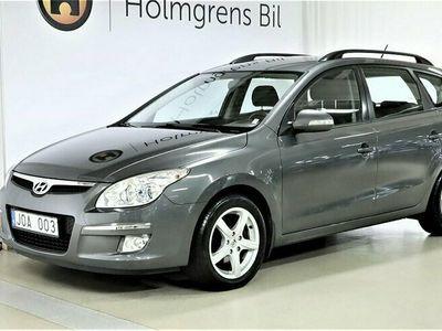 begagnad Hyundai i30 Kombi 1.6 CRDi Manuell 116hk