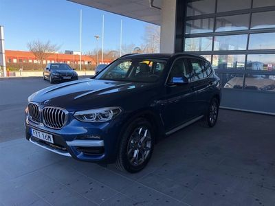 begagnad BMW X3 xDrive30e Model xLine Connected Drag