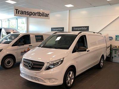 begagnad Mercedes Vito Benz 119 CDI Lång Edition 1 4WD 2020, Transportbil 474 875 kr