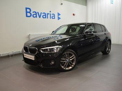 begagnad BMW 120 d xDrive 5-dörrars M Sport Innovation Connected