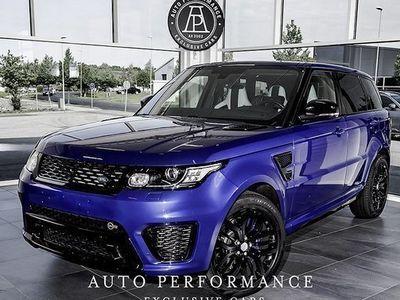 begagnad Land Rover Range Rover SVR Från mån 2016, SUV 769 000 kr