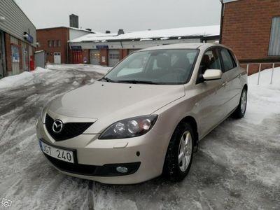 brugt Mazda 3 1.6 Exclusive -07