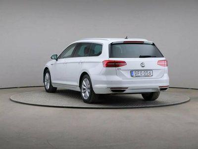 begagnad VW Passat GTE SC Executive Dragpkt Värmare