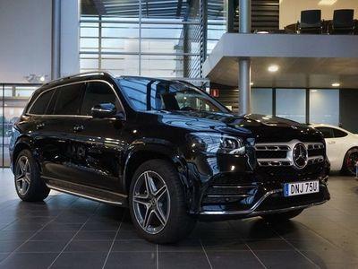 begagnad Mercedes GLS400 - BenzAMG 7 - Säten Nypris 1162500. -