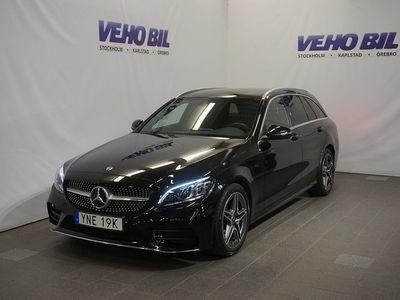 begagnad Mercedes C200 Kombi AMG Backkamera Aut