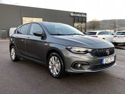 used Fiat Tipo 1,6 110HK Automat Lounge