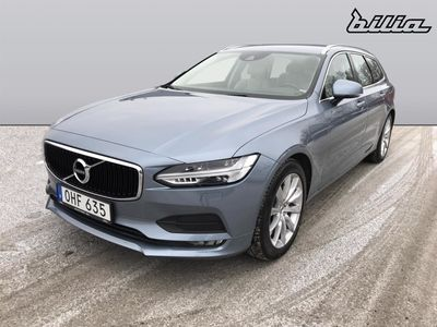 usado Volvo V90 D5 AWD Business Advanced 2017, Kombi 328 000 kr
