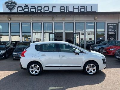 begagnad Peugeot 3008 1.6 THP 156hk (0kr kontantinsats)