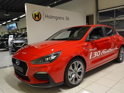 "begagnad Hyundai i30 Fb 1.4 T-GDi DCT N-Line Performance Fastback ""demo"""