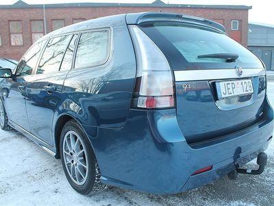 begagnad Saab 9-3 1,8T,Auto,Drag,0%Ränta,P-Hjälp,Nyservad,Nybesiktigad