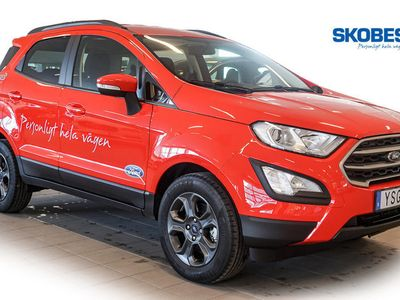 begagnad Ford Ecosport 1.0 125 Trend+ A