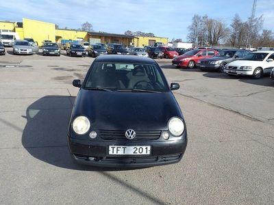 begagnad VW Lupo 1.4 Comfort, Comfortline 75hk -02