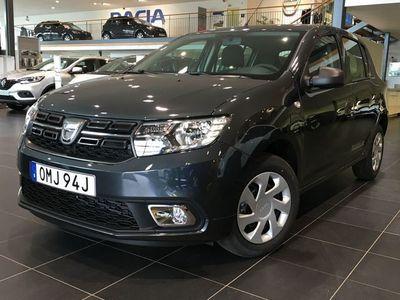 begagnad Dacia Sandero FAMILY EDITION 0.9L 90HK TCE BENSIN