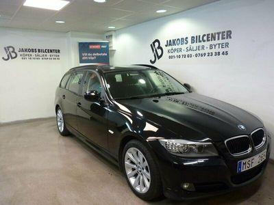 begagnad BMW 320 d Touring Automat 184hk, Besiktigad, Kamkedja