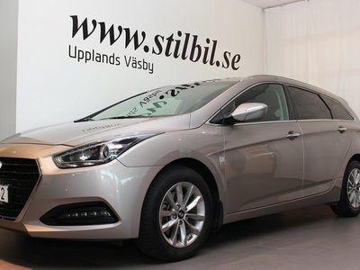 begagnad Hyundai i40 Kombi 1.6 GDI ActivePlus 2016, Personbil 134 900 kr