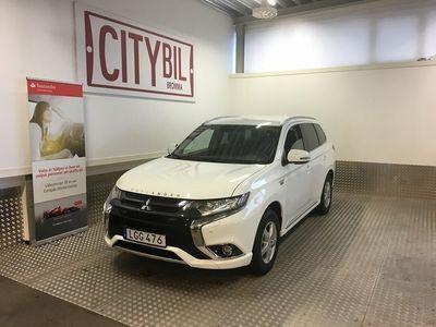 gebraucht Mitsubishi Outlander P-HEV City Drag AWD Aut