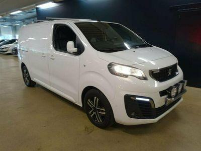 begagnad Peugeot Expert 2.0 L2 Webasto/Inredning/Navi/Drag 180hk