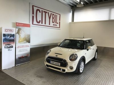 used Mini Cooper S S 192hk Panorama